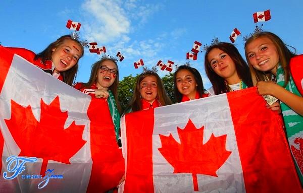 الهجرة الى كندا عن طريق الزواج من فتاة كندية