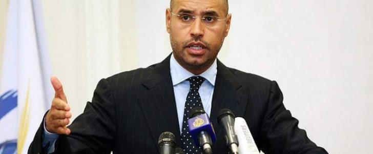 سيف الإسلام القذافي مرشح الرئاسة لحكم ليبيا