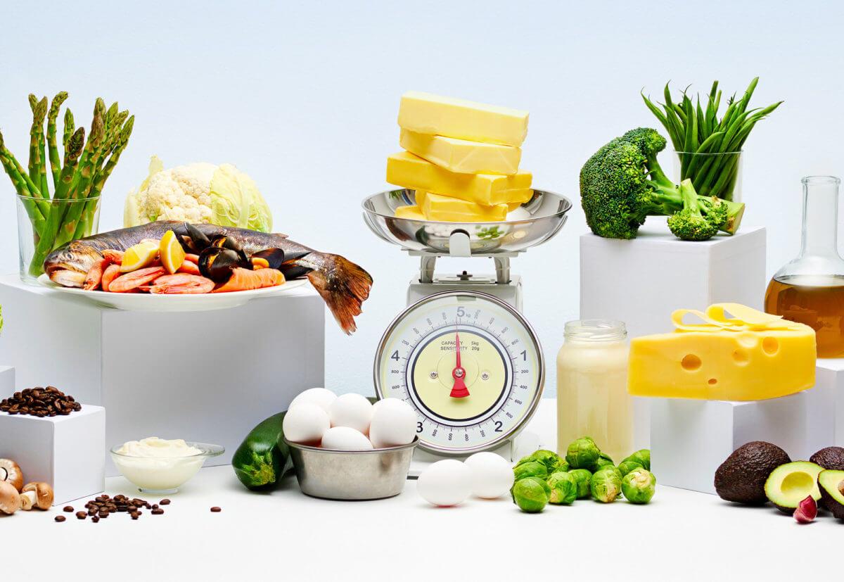 الأغذية المسموحة بها في ريجيم الكيتوني