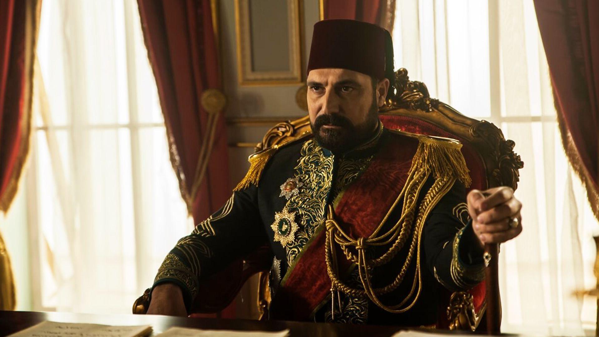 مسلسل السلطان عبدالحميد الثاني