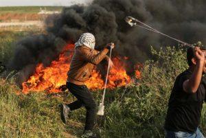 غزة اليوم جمعة الكوشوك صور لاحداث الانتفاضة الجديدة 2018