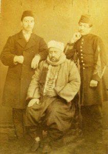 السلطان عبد العزيز قبل يوم من قتله
