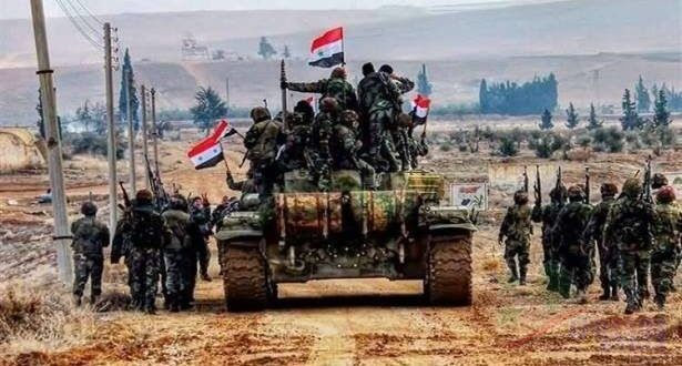 الغوطة الشرقية تحت قبضة الجيش السوري