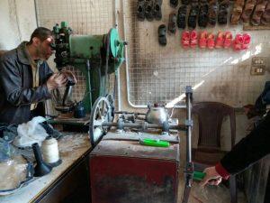 انعدام فرص العمل في الغوطة الشرقية