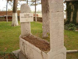 صورة قبر حليمة زوجة ارطغرل