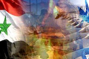 سوريا تقصف اسرائيل وحرب كبيرة باتت على الأبواب