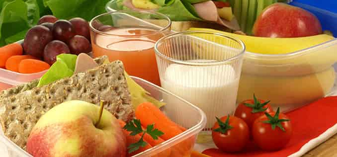 نظام غذائي للرجال