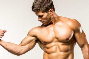حمية غذائية لإبراز وتنشيف عضلات الجسم.