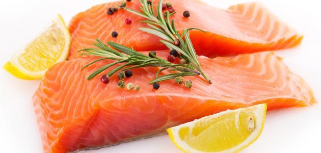 أهم فوائد سمك السلمون