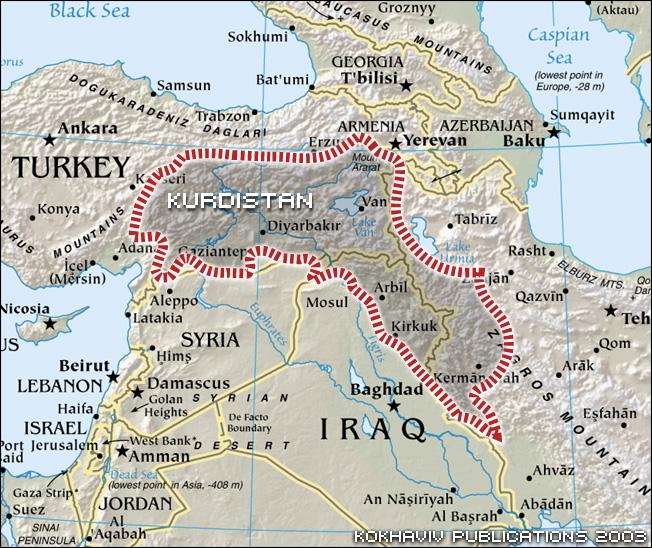 تاريخ كردستان
