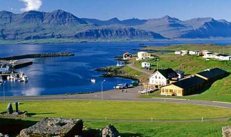 العيش في ايسلندا