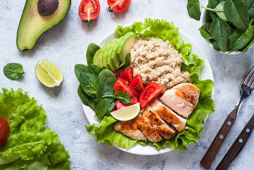 جدول وجبات الكيتو دايت الأسبوعي