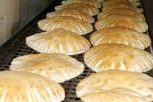 دعم الخبز لابناء قطاع غزة