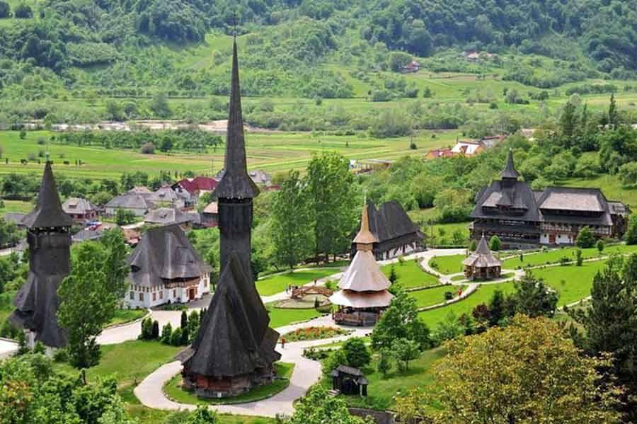 تعرف على أبرز المعالم السياحية في رومانيا