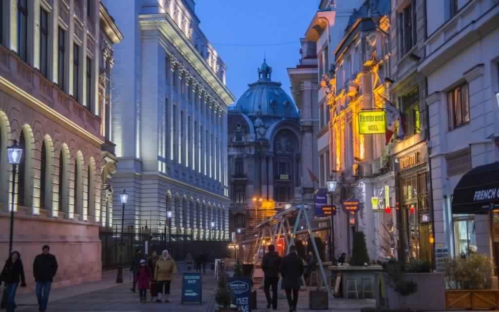 تعرف على أبرز المعالم السياحية في بوخارست