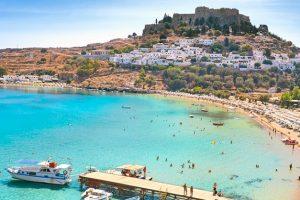 تعرف على أبرز المعالم السياحية في جزيرة رودس اليونانية