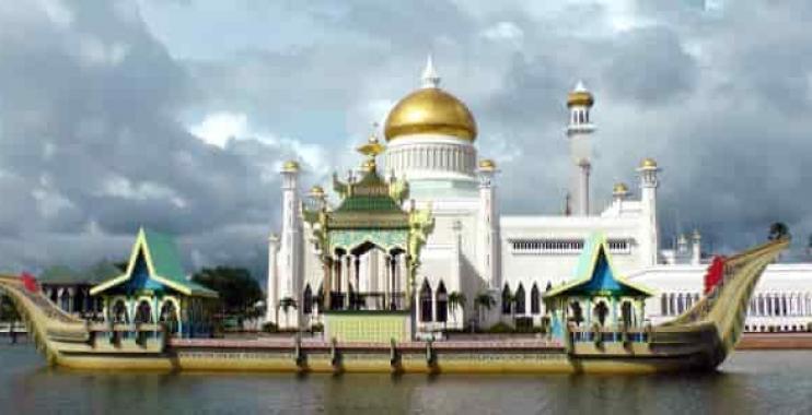 برناوي الاسلامية دولة الذهب