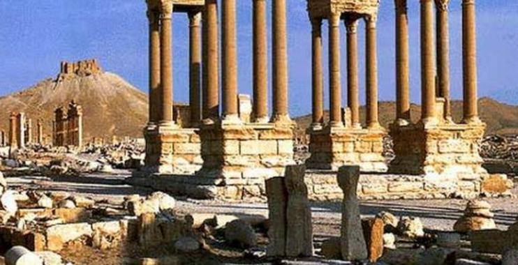 نبذة شاملة حول مملكة الغساسنة
