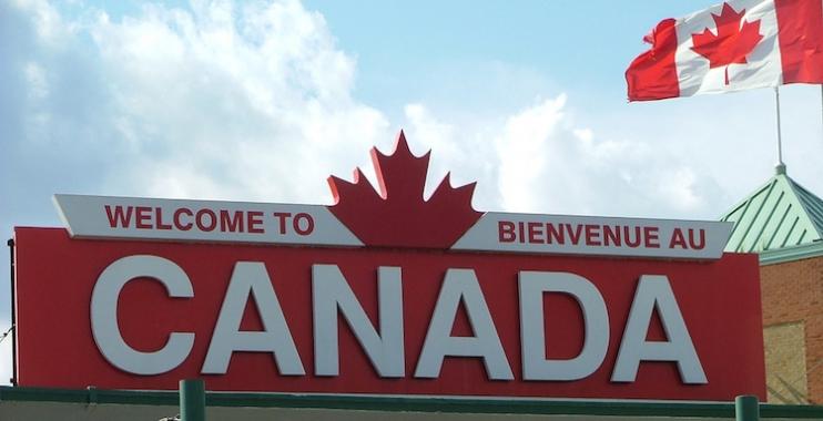 الاقامةالدائمةفي كندا