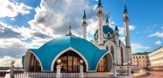 السياحية في كازان روسيا