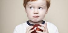 أسباب النحافة عند الأطفال